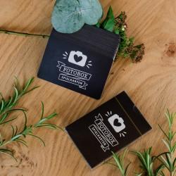 Fotobox Spielkarten für...